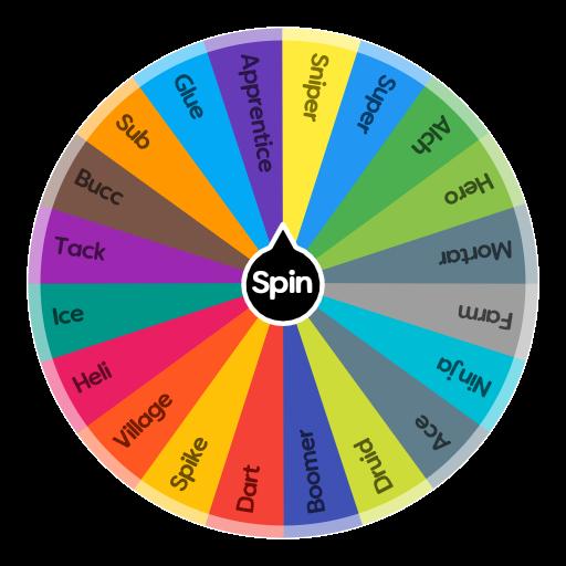 Btd6   Spin The Wheel App
