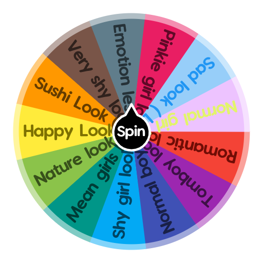 What Should I Wear In Gacha Life Spin The Wheel App